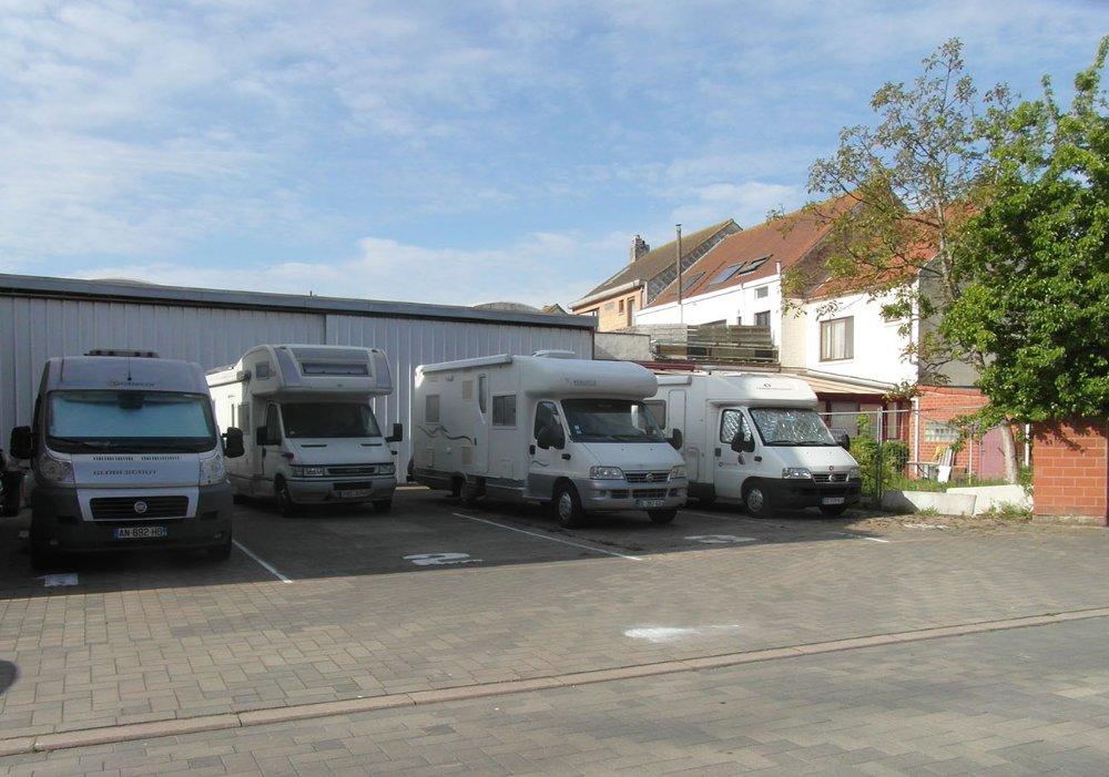 Aire camping-car à Ostende (8400) - Photo 1